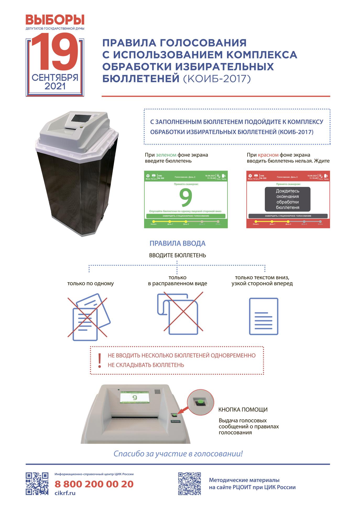 Правила голосования с КОИБ-2017 (КРОК)