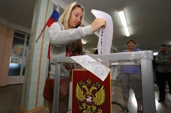 Заместитель Председателя ЦИК России Леонид Григорьевич Ивлев оценил избирательную кампанию в Республике Крым