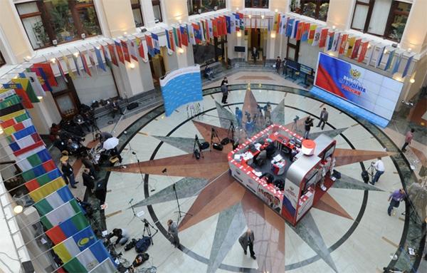 ЦИК России готовит схему